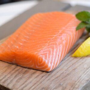salmon loin M&C Asia Hong Kong